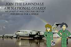 Lawndale Air National Guard