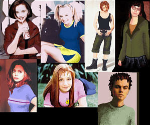 The Real-Life Cast of Daria